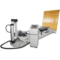 Buy cheap Digital Incline Package Impact Testing Equipment / Package Impact Tester product