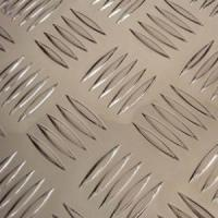 Best 3 Mm Aluminium Checker Plate Aluminum Diamond Tread Plate Five Bars Pattern wholesale
