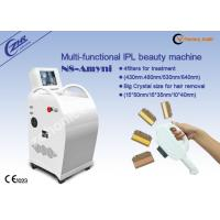 Best 690nm / 750nm IPL Hair Removal Machines wholesale