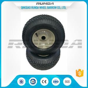 Best Multifunctional Heavy Duty Casters Rubber Wheels 13X5.00-6 For Wagon Cart wholesale