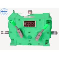 Best Four Speed Reduction Gearbox High Strength Low Carbon Spur 450Nm wholesale