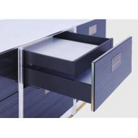 Best Cold Rolled Steel Twin Wall Tandembox Drawer Tool Free Quick Installation wholesale