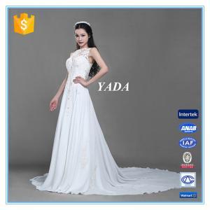China 2016 Fashion Cotton Ladies Knitwear Long Vest Wedding Dress on sale