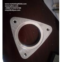 China metal machined precision aluminum prototype on sale