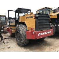 China Small Used Road Roller Machine / Dynapac CA30D Vibratory Road Roller on sale