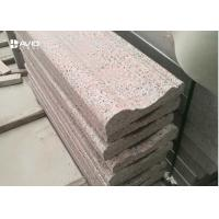 Best G561 Burned Granite Exterior Stone Wall Cladding High Compressive Strength wholesale
