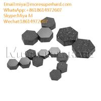Cheap CVD Diamond Die Blanks for wire drawing of metal miya@moresuperhard.com for sale