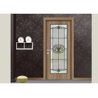 China Architectural Wall Decorative Frosted Glass , Patterned Window Glass 1.6-30 Mm Thickness on sale