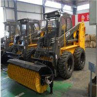 Best Heavy Equipment Off Road Forklift Bucket Capacity 0.55m3 3500Kg Machine Weight wholesale