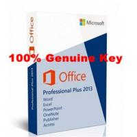 Cheap Microsoft Office 2013 Product Key Card For Computer Utility Software for sale