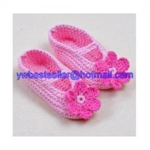 Best Crochet Baby Shoes wholesale