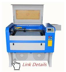 Best 40x60 Cm Small Laser Wood Cutting Machine , Non Metal Acrylic Laser Engraving Machine wholesale