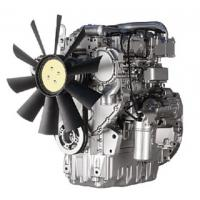 China Water-cooled Easy maintenance 3-phases 4-Wires 75KW 6BT5.9-G1 Perkins Diesel Engine on sale