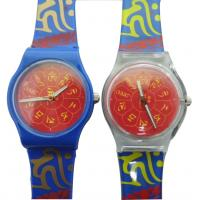 Best Religious Analogue Prayer Watch Customized Plastic Gift Watch wholesale