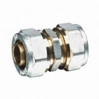 China Pex-Al-Pex Pipe Fitting, Suitable for Cold Water, Hot Water and Gas Applications on sale