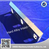 Best Heat Treatment Plastic Granulator Blades And Knife +-50 Micron Precision wholesale