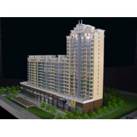 Highly Massing Architectural Model Supplies For Commercial Building