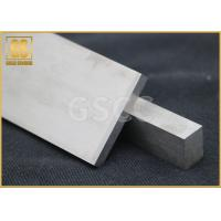 Best P20 Tungsten Carbide Flat Stock Chemically Coated Grade Easy Storage wholesale