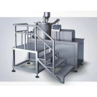 Best Superior Pharmaceutical Wet Granulator Machine , High Shear Mixer Granulator wholesale