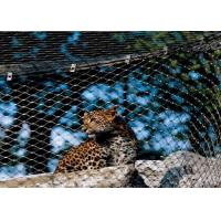Best High Durability Animal Enclosure Mesh Lightweight With Woven Type / Ferrule Type wholesale