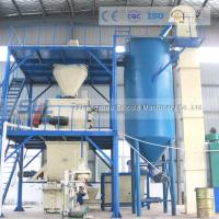 China 10-15T Automatic Mortar Production Line , Building Materials Dry Mix Mortar Plant on sale