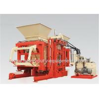 Best Industrial Automated Concrete Brick Making Machine 12-20 S Per Mould 1300×1050 mm Forming Area wholesale