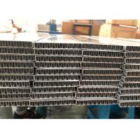 High Frequency Welded 4343 / 3003 / 4343 Aluminum Tube For Charge Air Coolers