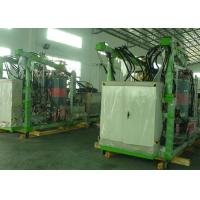 Buy cheap PLC Central Programe PP Foam PU Injection Machine Multi Components product