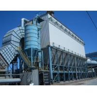 Best LCM Long Bag Industrial Dust Collector  / Offline Reverse Pulse Dust Collector wholesale