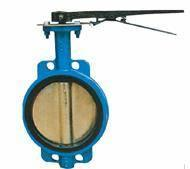 China D71X Wafer Soft Seat Butterfly Valve  ANDYCHENG8211@1163.Com on sale