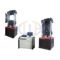 Cheap 2 / 4 Columns Hydraulic Spring Testing Machine , Cable Testing Machine for sale