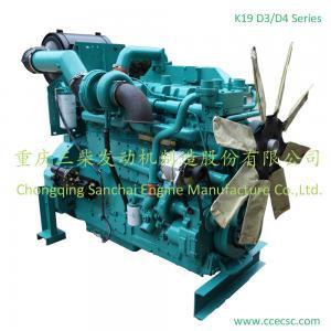 Best 450KW K19-G3A Diesel Engine for Sale wholesale