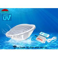 18W 12V LED Color Changing Swimming Pool Lights RGB Synchronous Control
