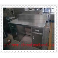 Natural  Color Stainless Steel Laboratory Furniture  For  Chemical Clean Room