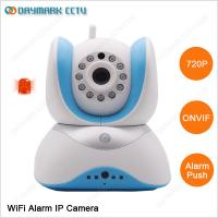 Buy cheap Alarm Video Push P2P IP Camera WIFI from wholesalers