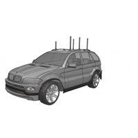 Best Vehicle mobile signal jamming system---low power, large range wholesale