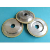Best High Strength Vitrified Bond Diamond Grinding Wheels For PCD PCBN Tools Low Labor Intensity wholesale