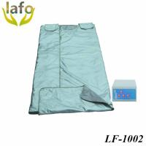 Best 3 zones far infrared sauna thermal blanket slimming body wrap blanket wholesale