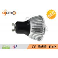 Best High Brightness GU10 LED Lamp OEM ODM , COB LED Spotlight 36° Beam Angle wholesale