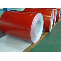 Buy cheap white, blue or customized JIS, CGCC Soft Prepainted Color Steel Coils / Coil from wholesalers