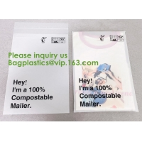 Cheap Mailer Biodegradable Posting Bag Shipping Bag For Clothing Apparels Luxury Bags Mail Packaging Mailing Bags for sale