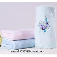 China Cheap Factory Cotton Bath Towels Discount Children towels on sale