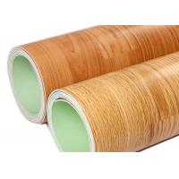 China Wood Design PVC Flooring Roll Plastic Floor Carpet Gloss Level OEM on sale