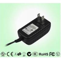 China 11W, 3V - 24V outpt AC to DC Power Adapters , plug-in type full safety approvals on sale