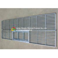 Best HDB 1800X300 Galvanized House Drain Grating for Sump from Anping Hebei wholesale