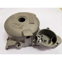 Best Polished Cast Aluminium Parts , Motorcycle Replacement Parts Clean Appearance wholesale