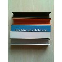 Best Head and bottom ventian blinds rails wholesale