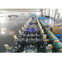 Best 22Kw - 1000Kw Color Steel Roll Forming Machine 1220 MM Max Feeding Width wholesale