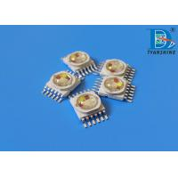 Best RGBWA UV High Power LED Diode 10W LEDs 6IN1 Multicolor LEDs Chip wholesale