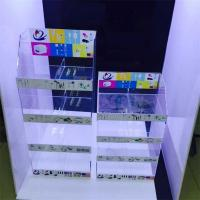 Best retail acrylic cellphone accessories counter display wholesale